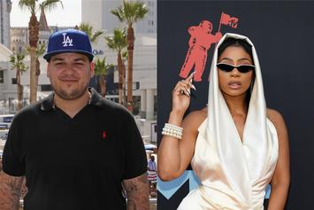 Rob Kardashian & Tommie Lee Reportedly Not Dating Despite Rumours