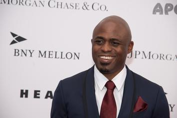 "Wayne Brady Bodies ""5 Fingers Of Death"" Freestyle On ""Sway In The Morning"""