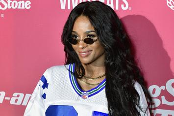 """Ciara Turns Up To Roddy Ricch's #1 Song At The Super Bowl: """"Silly Mama"""""""