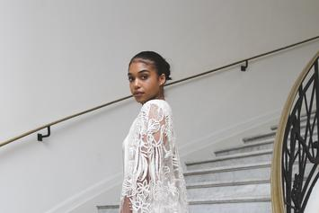 Lori Harvey Offers Peek At Lace Bra While Partying With Future At Super Bowl