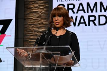 Gayle King Responds To Criticism From Lisa Leslie Interview About Kobe Bryant