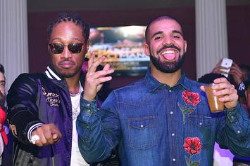 Future & Drake Secure Yet Another Platinum Plaque