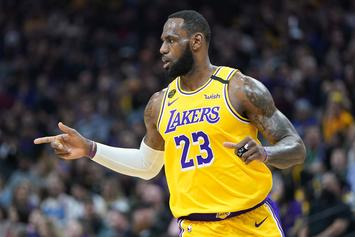 LeBron James Weighs In On Andre Iguodala Heat Trade