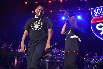 Jay Electronica Announces His Album Is Complete, Will Be Released In 40 Days