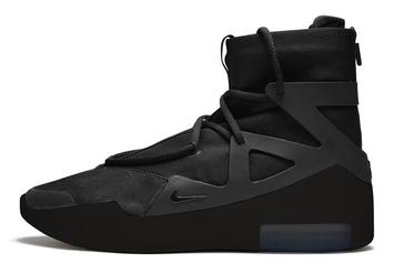 """Nike Air Fear Of God 1 """"Triple Black"""" Releasing On Valentine's Day: What To Expect"""