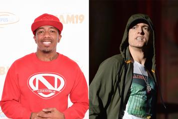 Nick Cannon Explains Why Eminem Is A Product Of Institutional Racism
