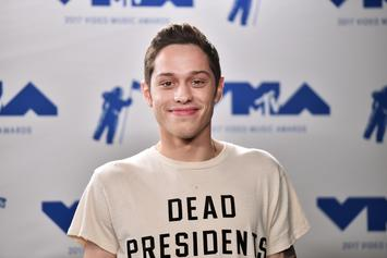 """Pete Davidson Is A Drag Queen Icon For """"SNL"""" Skit With RuPaul"""