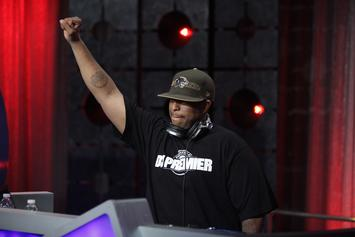 DJ Premier Shares Unreleased Guru Freestyle