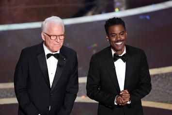 Chris Rock Roasts Amazon CEO, Jeff Bezos, During Oscars Monologue