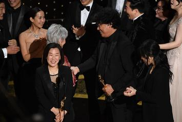 """""""Parasite"""" Makes History With Best Picture Oscar Win"""