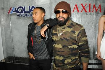"Bow Wow Fired Jermaine Dupri One Day Into ""Face Off,"" Says Omarion"