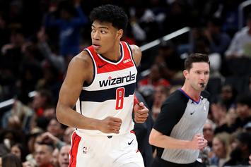 Wizards' Rookie Rui Hachimura Inks Another Big Sponsorship Deal