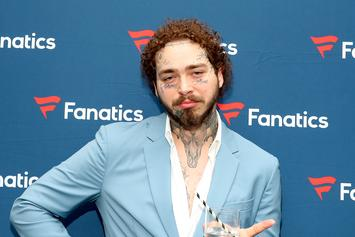 Post Malone Bootleg Merch Vendors Get Slapped With Lawsuit