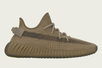 "Adidas Yeezy Boost 350 V2 ""Earth"" Releasing In The U.S: Official Details"