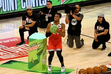 Buddy Hield Wins 3-Point Contest With Dramatic Buzzer Beater