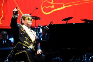 Elton John Ends Show Early Following Pneumonia Diagnosis