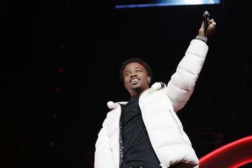 Roddy Ricch Has The No. 1 Album In The Country Again