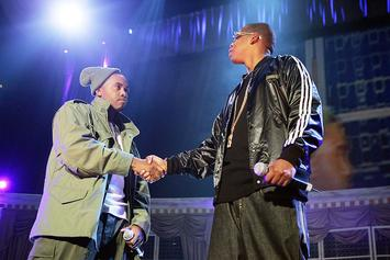 """Nas & Jay-Z's Lost Collabo """"The Scientist"""" Partly Surfaces"""