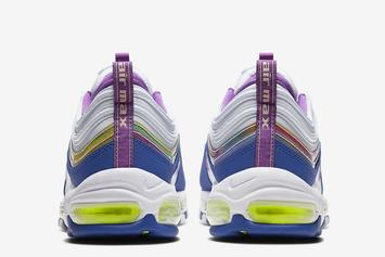 "Nike Air Max 97 ""Easter"" Coming Soon: Official Photos"