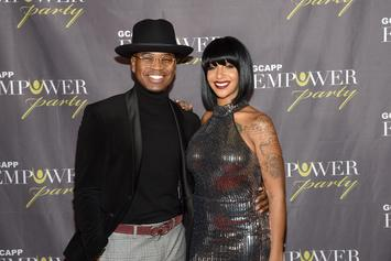 Ne-Yo Parties With Belly Dancer After Confirming Divorce