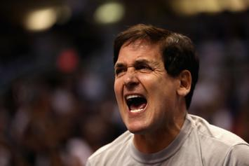 """Mark Cuban Fires Off On NBA Refs For """"20 Years"""" Of Bad Officiating"""