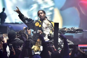 A$AP Rocky Songs With Young Thug & Juicy J Allegedly Leak