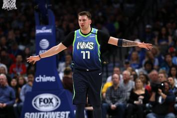Luka Doncic Offers Concerning Update On His Ankle Injury