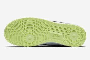 "Nike Air Force 1 Low ""Barely Volt"" Coming Soon: Official Photos"