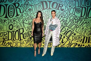 "Kim & Kourtney Kardashian Throw Punches In ""KUWTK"" Trailer"