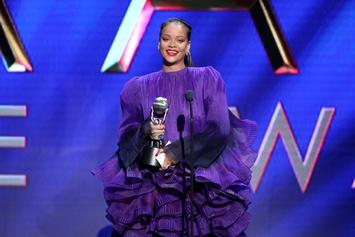Rihanna Reacts To LeBron James Dunk With Sublte Shot At Josh Hart