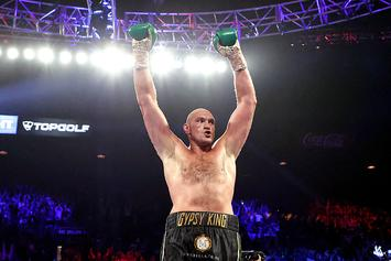 Joe Rogan Explains How Tyson Fury Was Able To Dominate Wilder