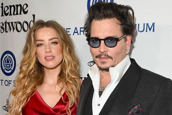Johnny Depp Threatened To Burn Ex-Wife Amber Heard In Raging Texts