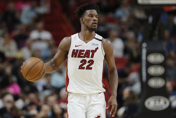 Jimmy Butler Puts Media Members On Blast For Heat Slander
