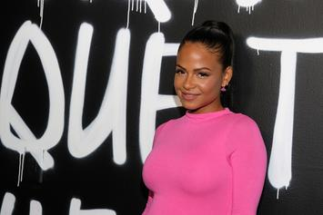 Christina Milian Shows Off Unreal Post-Baby Body