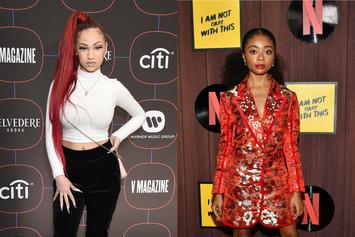 Bhad Bhabie Ordered To Stay 100 Yards Away From Skai Jackson