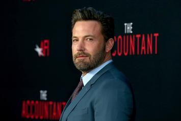 Ben Affleck Reaffirms His Stance On Playing Batman Again