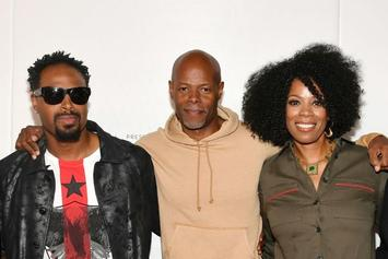 """Kim Wayans """"Looked To Her Brothers"""" To Define Who She Was"""