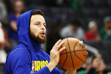 Steph Curry's Rumored Return Date Revealed After G-League Stint