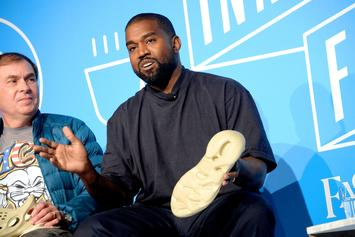 """Kanye West Calls His Yeezy 350 """"Most Iconic Shoe Of The Past 15 Years"""""""