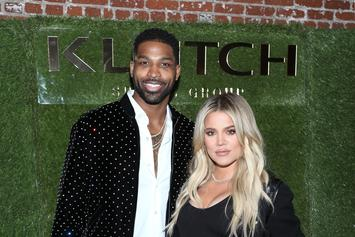 Tristan Thompson Thirsts Over Ex Khloe Kardashian In Her IG Comments