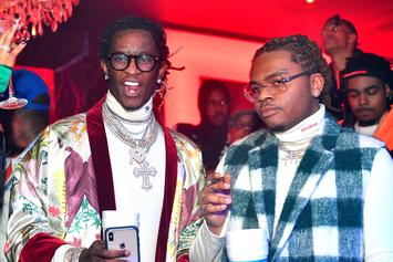 "Gunna & Young Thug's ""3 Headed Snake"" Earns The Slimey Duo Another Plaque"
