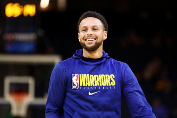LeBron James Reacts To Steph Curry's Return To Warriors