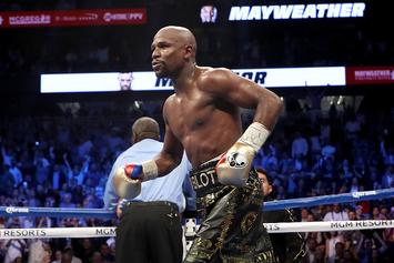 Floyd Mayweather Names His Price To Fight McGregor Or Khabib