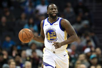 Draymond Green Reacts To New Deal With Converse