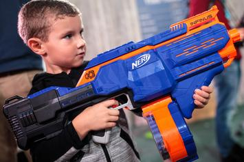 "10-Year-Old Playing ""Fortnite"" With Toy Gun Arrested On Felony Charge"