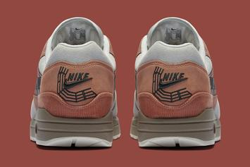 """Nike Air Max 1 """"City Pack"""" Pays Tribute To London & Amsterdam"""
