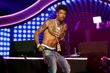 Blueface Trolls Nick Cannon With Mariah Carey Crush Reveal
