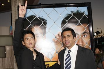 "Kal Penn & John Cho Want Fourth ""Harold & Kumar"" Stoner Film"