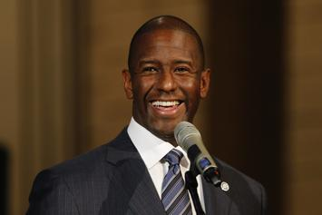 Andrew Gillum's Friend In Hotel Room Reportedly A Gay Escort