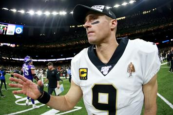 Drew Brees Signs Huge Deal With Saints: Details